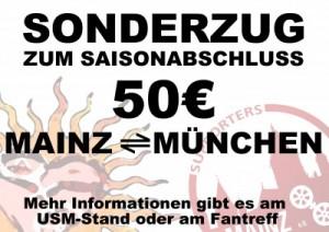 Sonderzug München